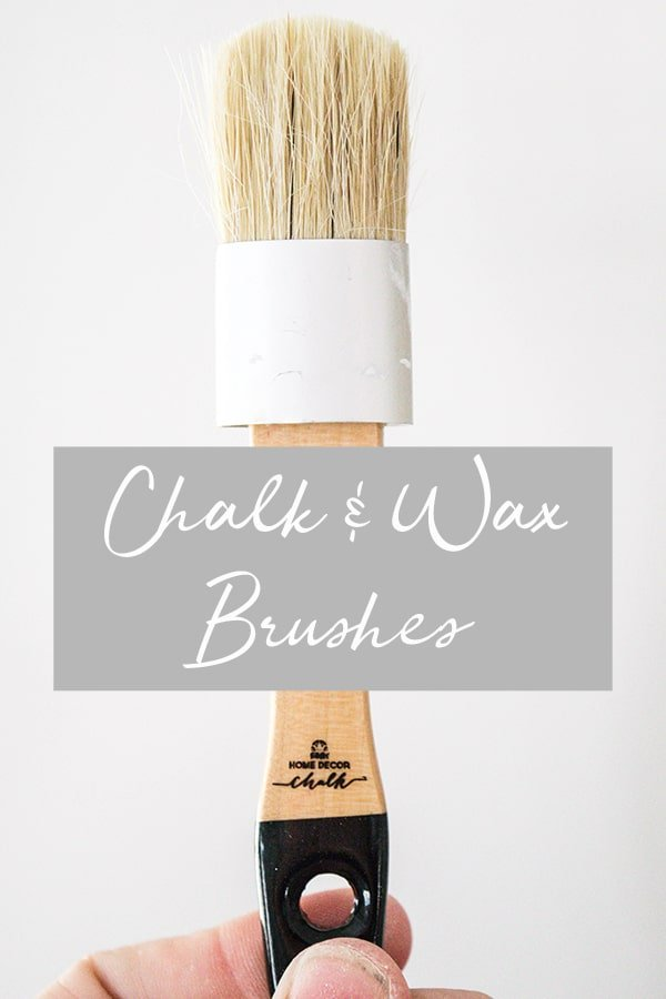 chalk paint brush from amazon