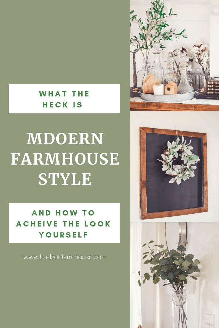 interior design - modern farmhouse