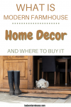 GRAPHIC FOR MODERN FARMHOUSE STYLE