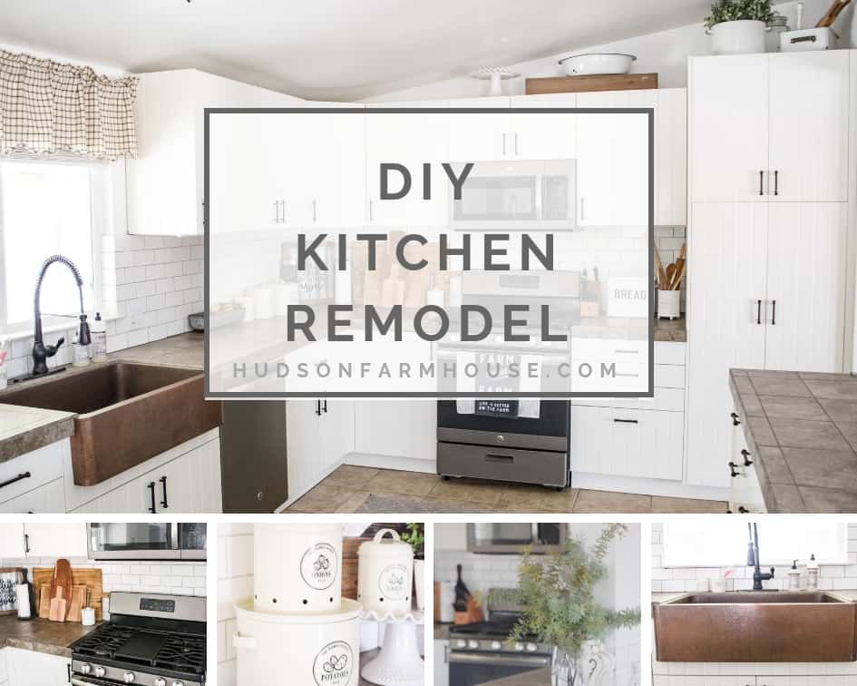 diy kitchen remodel 2019