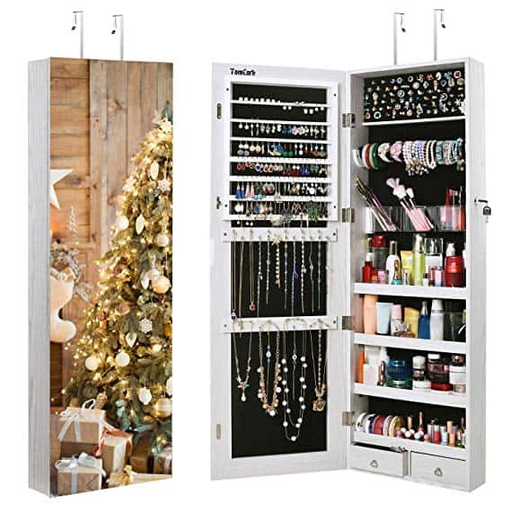 over the door jewelry organizer for your home