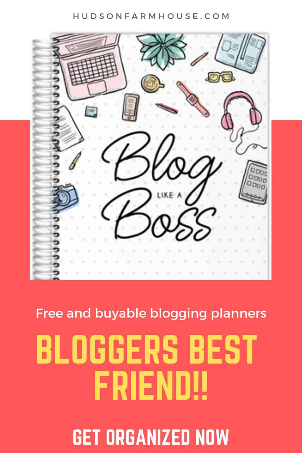 Thank you so much for stopping by and letting me talk about blogging planners. I know blogging can be tough but it is so much easier when you are organized. If you want to buy some printable planner stickers head here and if you want to snag a set of free unicorn planner stickers head here.