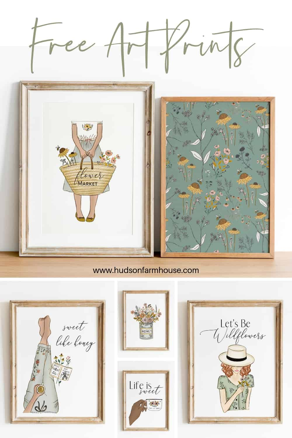 free printable farmhouse art work